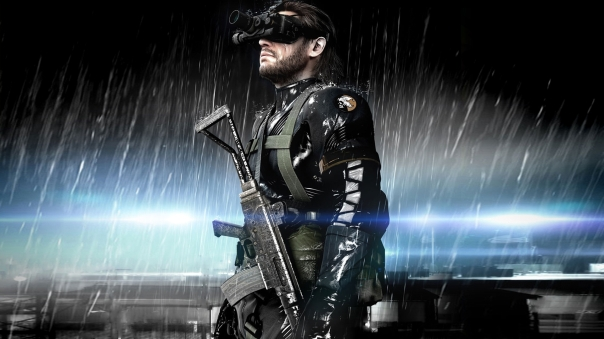 Metal Gear Solid V Ground Zeroes Wallpaper